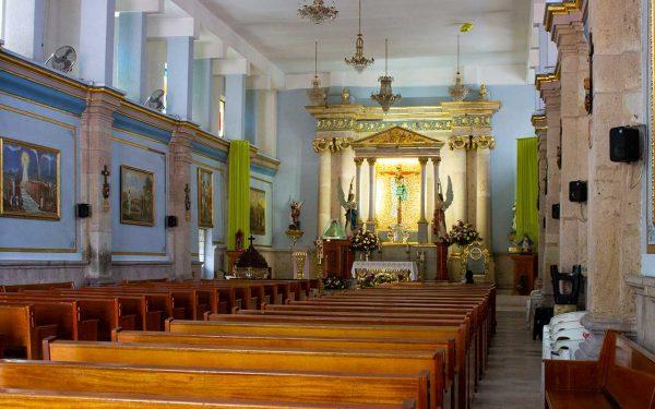 Templo de Teuchitlán