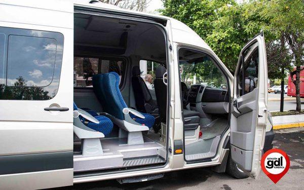 renta de camion para turismo