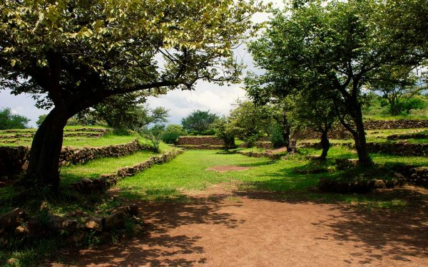 Ruinas arqueológicas Guachimontones