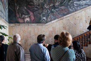 Tour en museo de Guadalajara